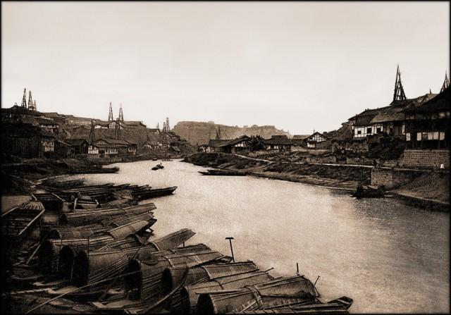Дореволюційний Китай. Фото: Ральф Пено