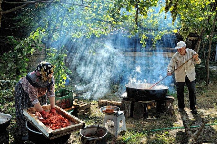 Победитель региона «Восточная Европа и Центральная Азия», «Томат», Бюлент Сюберк, Турция. Фото: photocontest.cgap.org