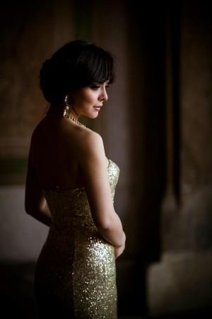 «Міс Канада» Анастасія Лінь. Фото: Edward Dye Photography