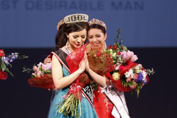 Анастасия Линь из Торонто завоевала титул «Мисс Канада» 16 мая 2015 г. Три дня спустя ей стало известно, что её родственникам в Китае угрожают из-за её правозащитной деятельности в Канаде. Фото: Andrew Chin