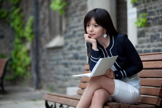 Анастасия училась в университете Торонто на театральном факультете и факультете международных отношений. Фото: Provided by Anastasia Lin