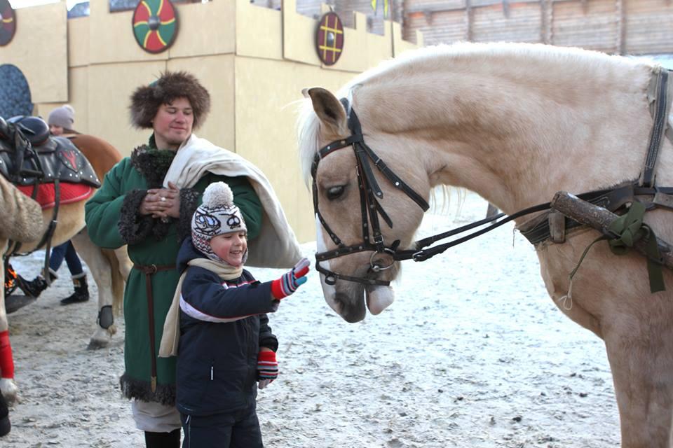 Фото: facebook.com/Парк Київська Русь