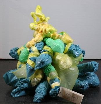 Фотоідея: альтернатива новорічній ялинці. Фото: domikru.net