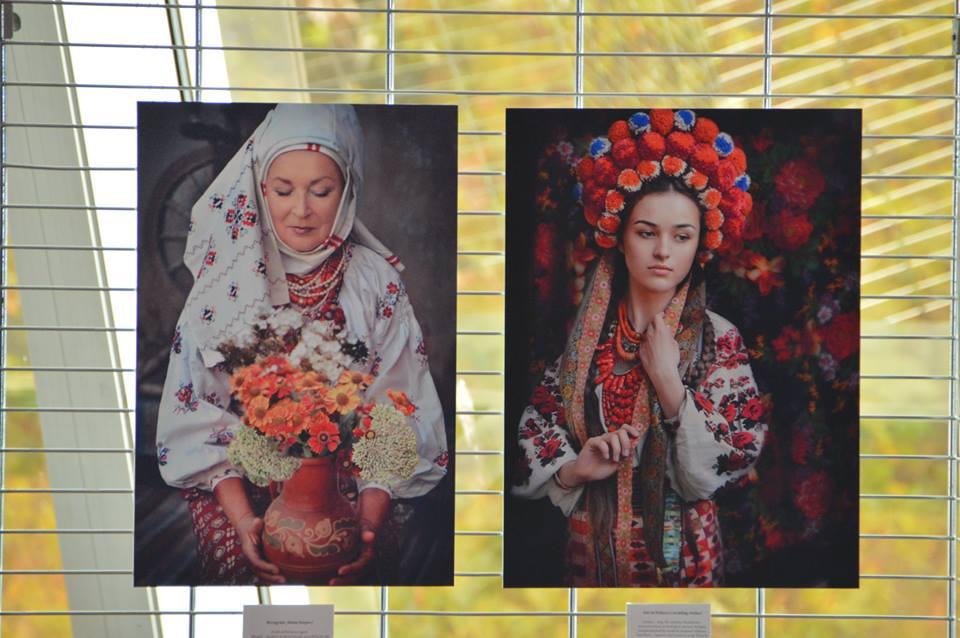 Выставка фоторабот мастерской «Треті Півні» состоялась в Совете Европы в Страсбурге. Фото: facebook.com/TretiPivni