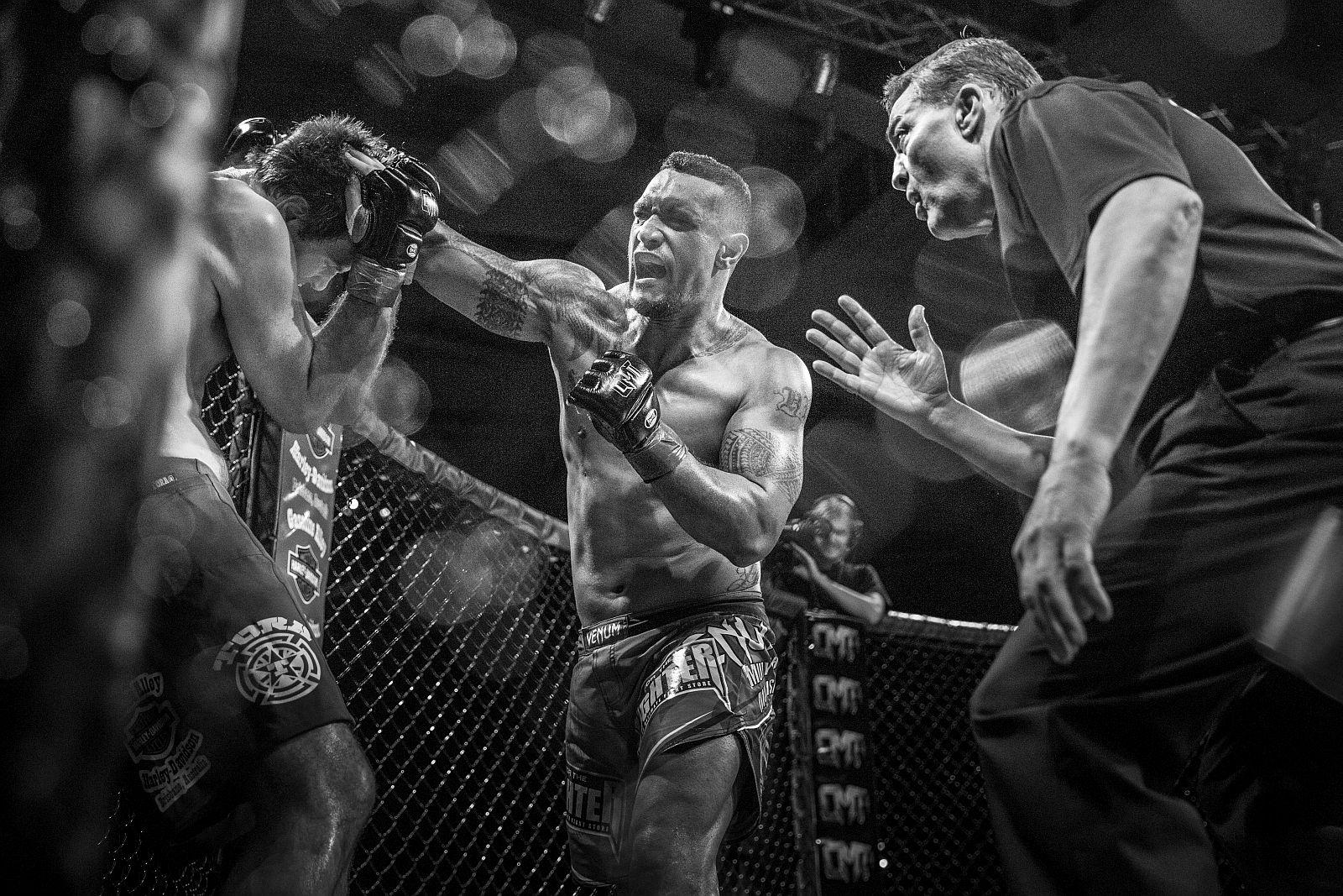 «Боксер Муай Тай». Третє місце в номінації «Editorial Sports». Фото: Matt Palmer