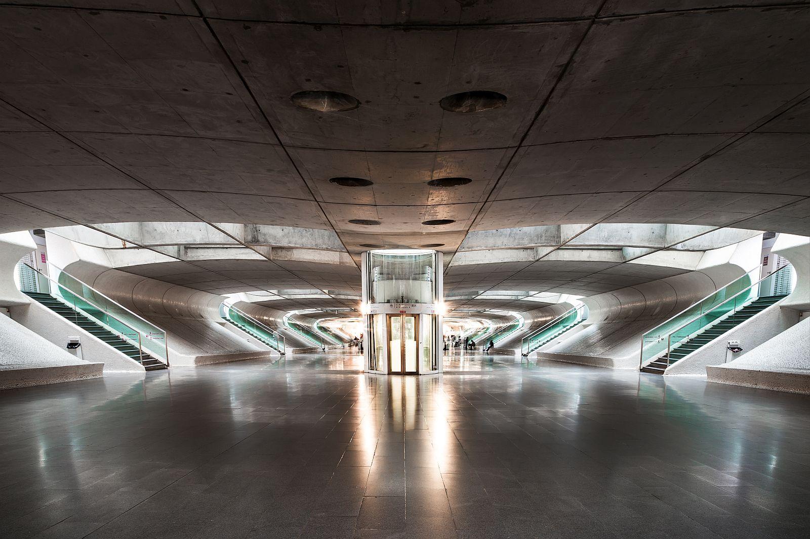 «Загородная симметрия». Первое место в номинации «Architecture Other». Фото: Thorben Kremers