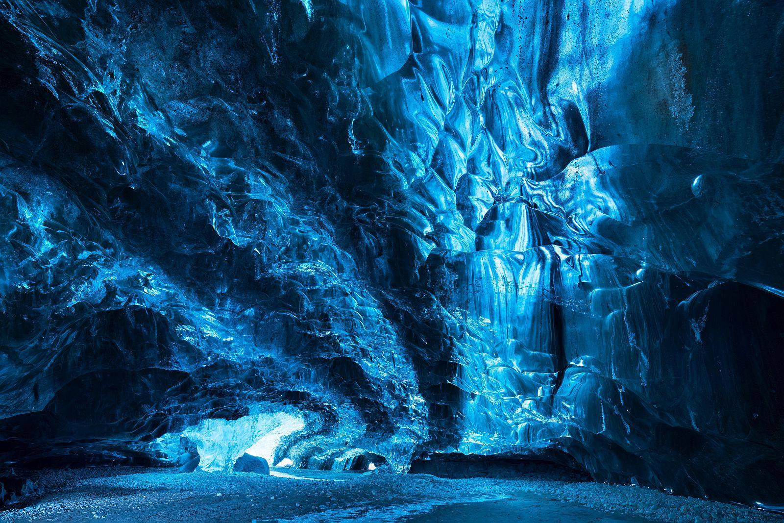 «Крижані печери». Третє місце в номінації «Пейзажі природи». Фото: Erez Marom