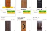 Купити противовзломнi дверi