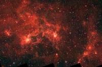 Фотографії космосу. Туманність «Риба-Дракон».
