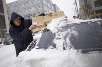 В США через снігову бурю 275 тисяч залишилися без світла