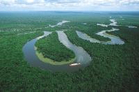 Самая длинная река в мире — Амазонка