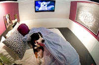 Кровать с потайным дном