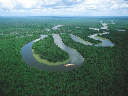 найдовша річка у світі Амазонка