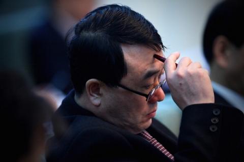 В верхах компартии Китая произошла встряска