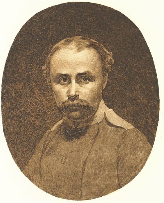 Тарас Шевченко биография