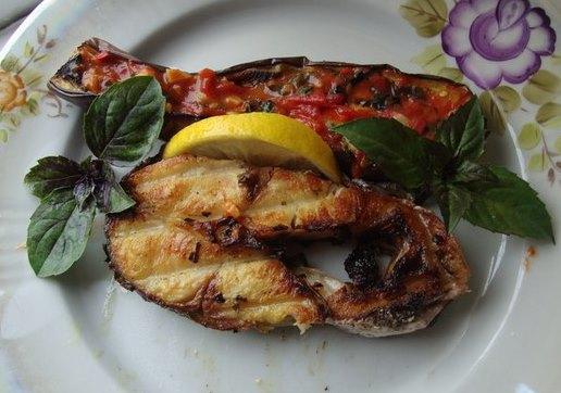Страви з риби рецепти рибні страви