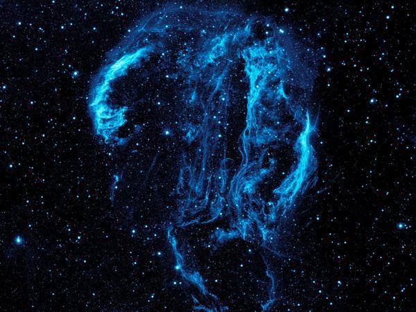 Фотографии космоса. Туманность Петля Лебедя.