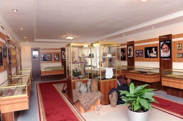 Экспозиция музея долгожителей в Лерике. Фото: ru.president.az