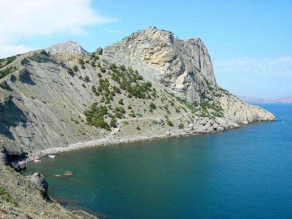 Крым: Тропы и бухты Нового Света