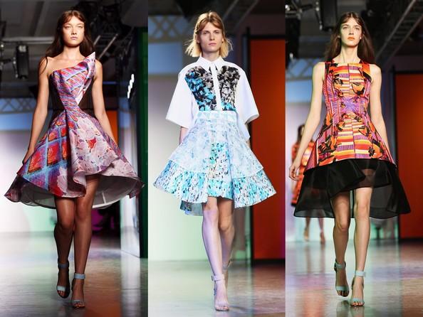 Лондонская неделя моды, London Fashion week 2014