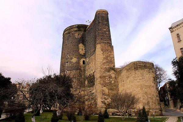 Девичья башня. Фото: Gulustan/commons.wikimedia.org