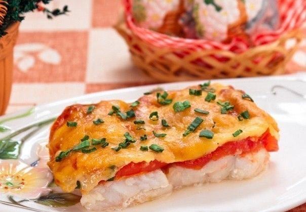 Вкусное блюдо из рыбы «Мечта»
