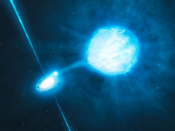 Фото 4. Чёрные дыры. Фото: En.wikipedia.org