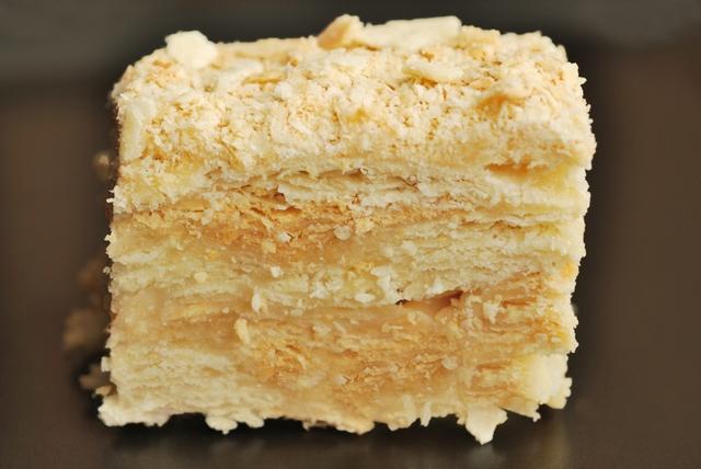 рецепт торт «наполеон гурмэ»