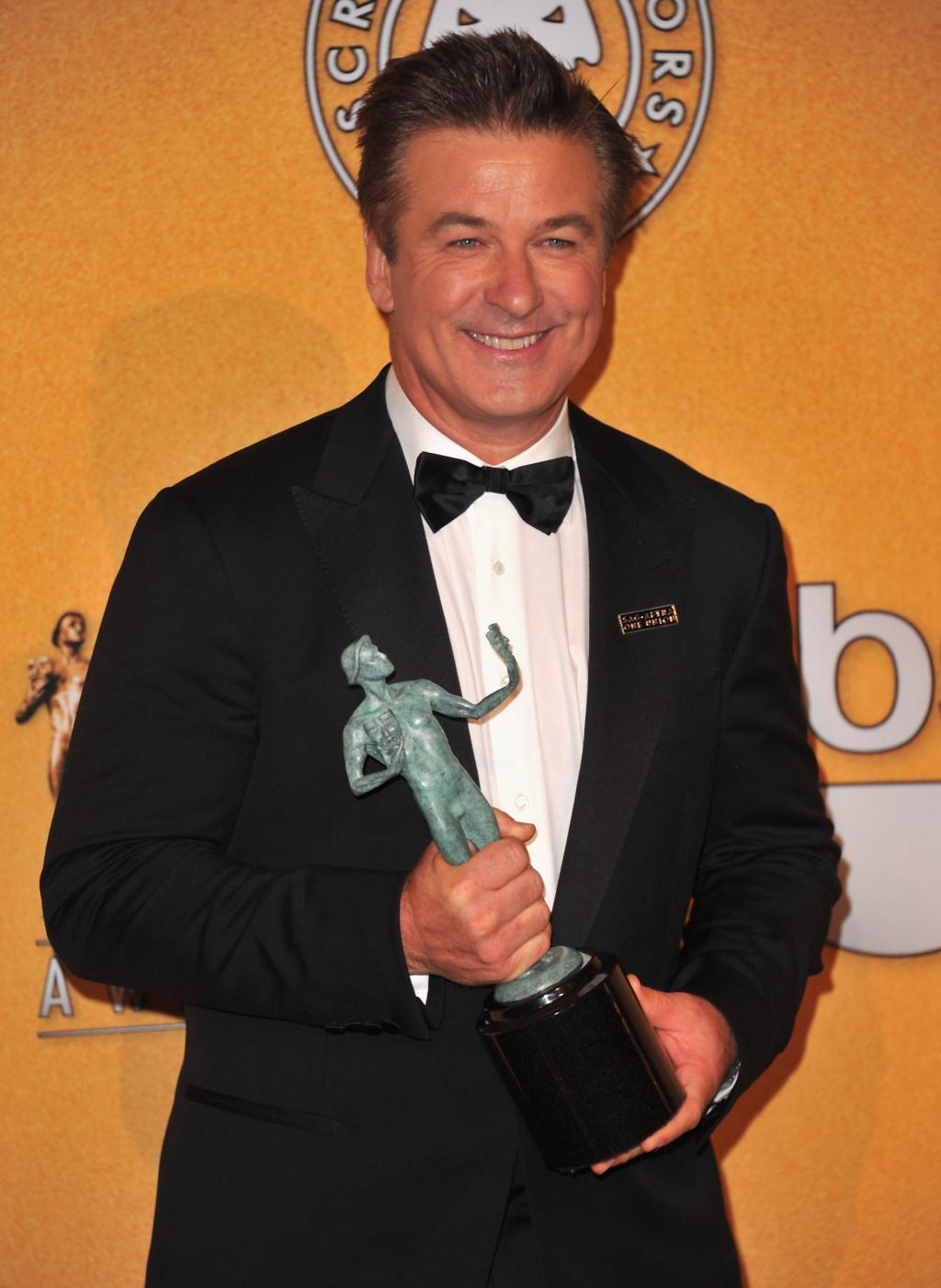 Алек Болдуин стал лучшим комедийным актёром 2011 года благодаря съёмкам в телесериале «30 Рок»