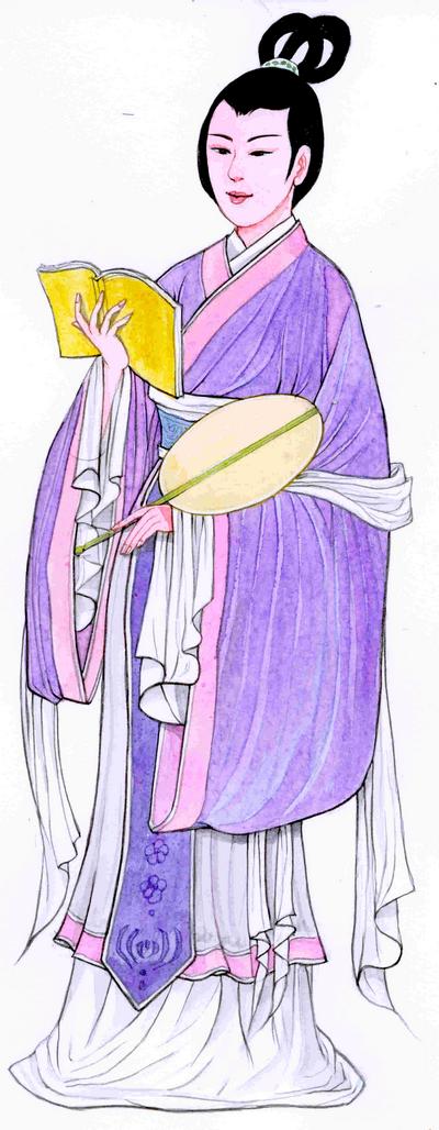 Бань Чжао — пержа жінка історик Китаю
