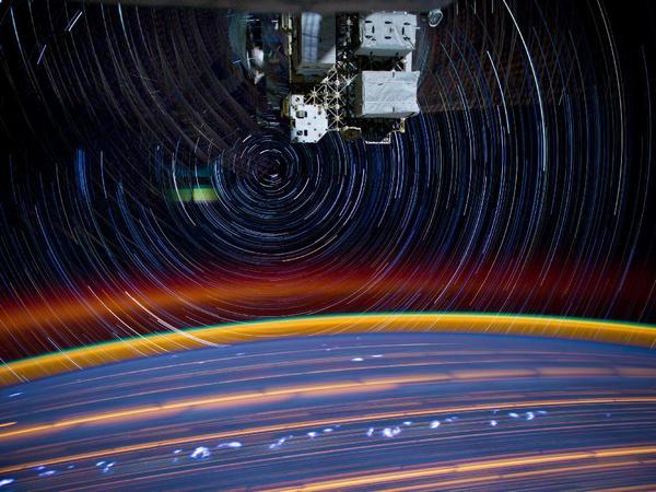 Фотографии космоса. Психоделический космос.