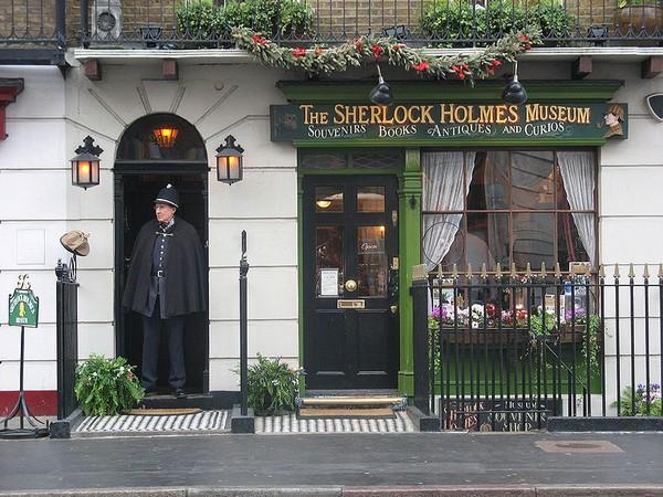 Самый красивый город в мире — родина Шерлока Холмса.