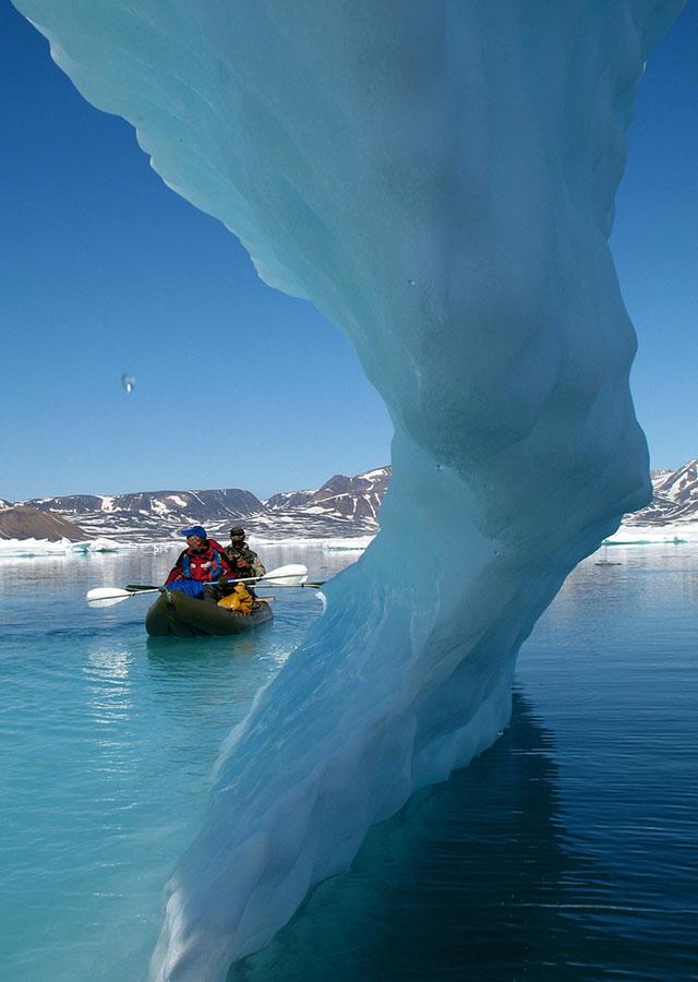 Самый большой остров в мире — место экстремального туризма.