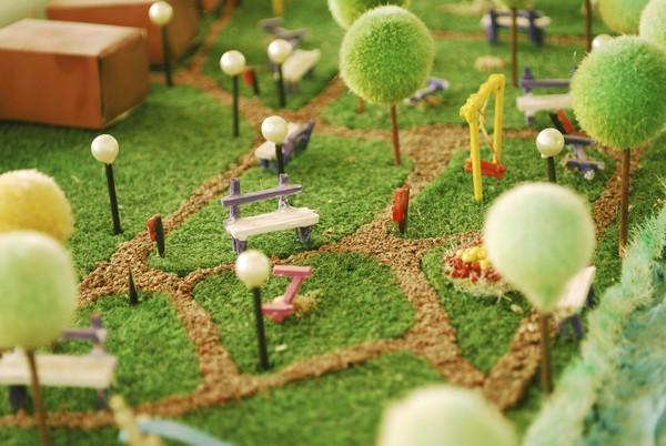 Разработку дизайна сада можно сравнить с созданием собственного маленького мира.