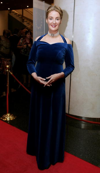 Лиза Джеррард на церемонии награждения Screen Music Awards 2 ноября 2009 года, Сидней, Австралия.