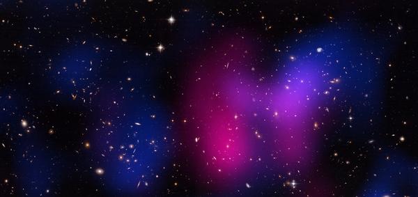 Фотографии космоса. Кластер «Мушкетная пуля».