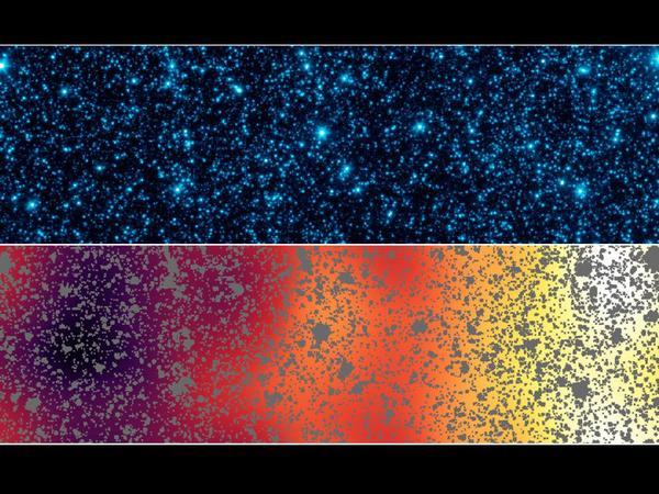 Фотографии космоса. Когда тайное становится явным.