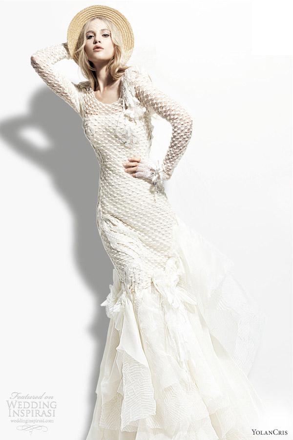 Свадебная мода 2013, «Бомбей». Фото: weddinginspirasi.co
