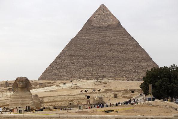 Лучший фильм о пирамидах в Египте.