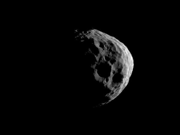 Фотографии космоса. Кратеры Януса.