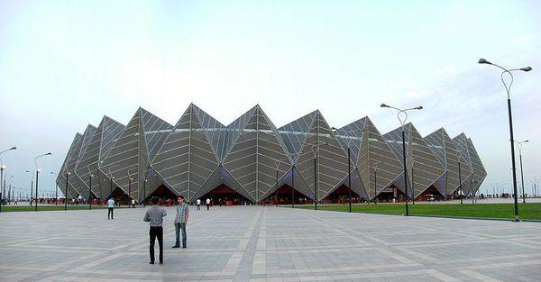 Бакинский кристальный зал. Фото: Khortan/commons.wikimedia.org