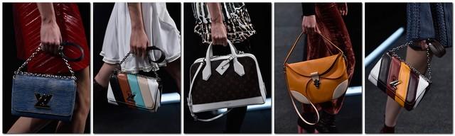 сумки Louis Vuitton весна/лето 2015