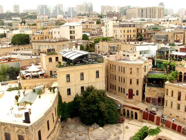 Старый город. Фото: Khortan/en.wikipedia.org