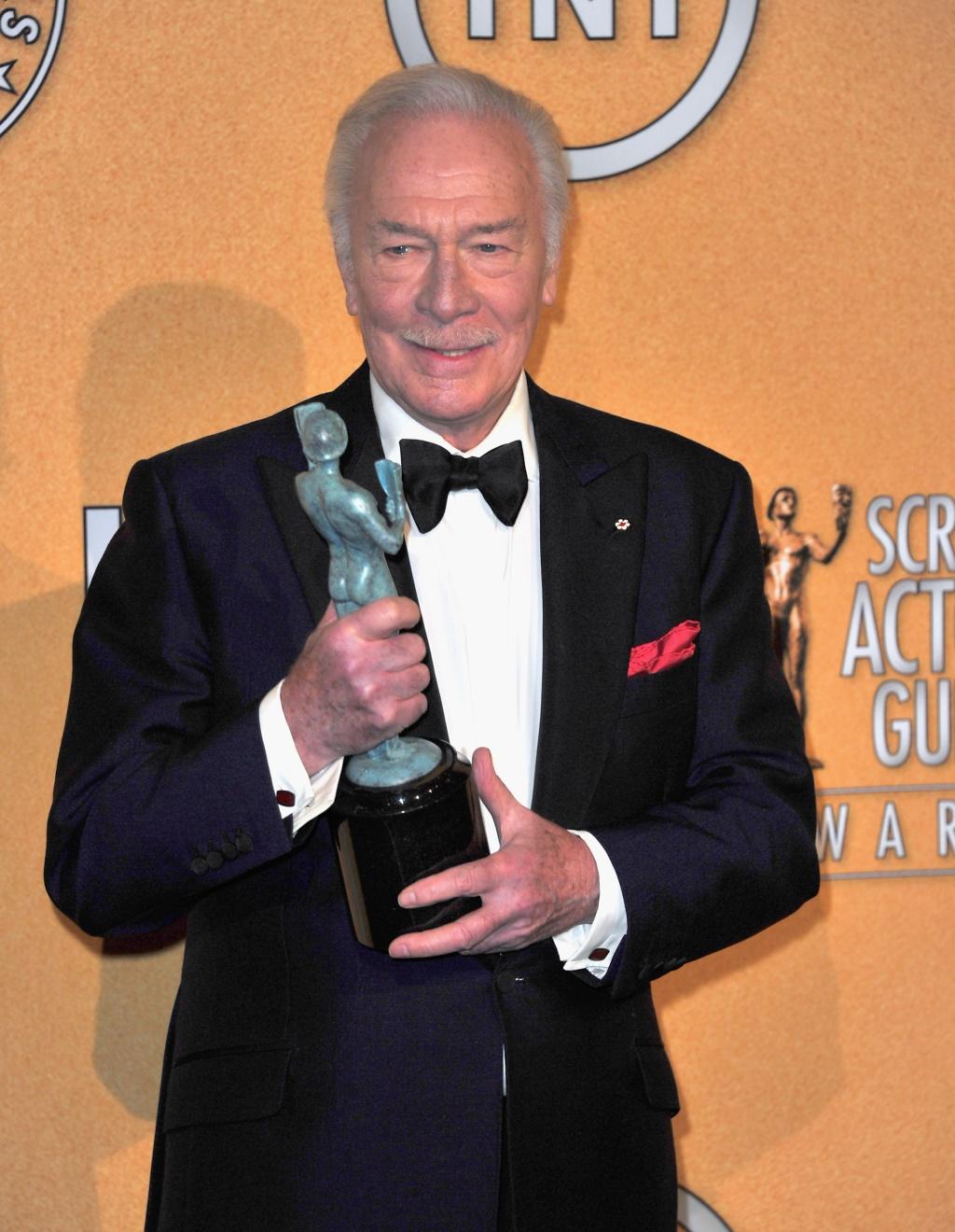 Премия за лучшую роль второго плана досталась актёру Кристоферу Пламмеру.