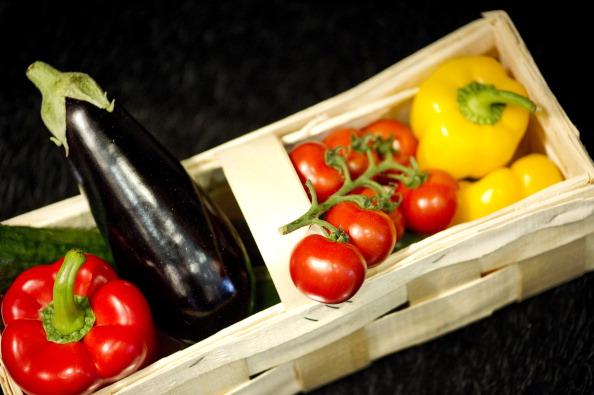 Вегетарианская пища.