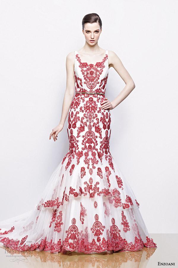Бренд Enzoani выпускает отличные свадебные платья. Фото: weddinginspirasi.com