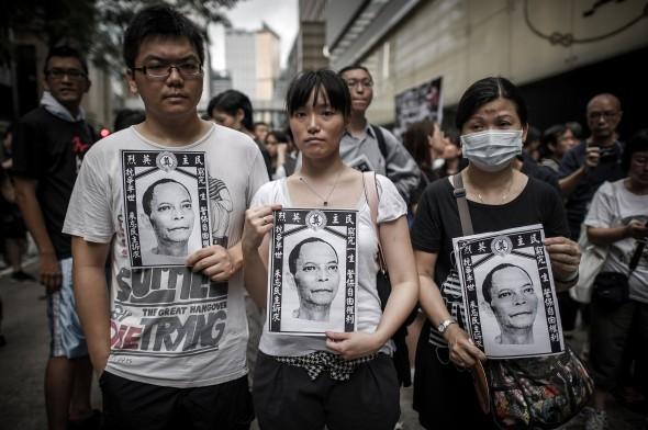 Китайские власти пообещали расследовать сомнительную смерть диссидента