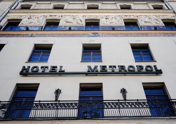 Немецкие гостиницы