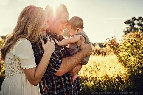 Счастливая семья. Фото: Velvet Owl