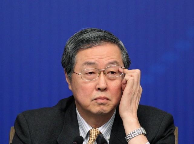 Чжоу Сяочуань, глава Народного банка Китая, на пресс-конференции 11-го Национального конгресса по вопросам денежно-кредитной политики и финансовым вопросам 12 марта в Пекине. Основная часть финансовых активов Народного банка Китая, как и других государственных китайских банков, не находится в обороте, а принадлежит различным государственным учреждениям, считают эксперты. Фото: Feng Li/Getty Images